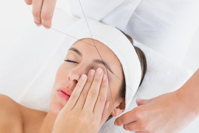 Eyebrow Threading Sai Eyebrow Designer